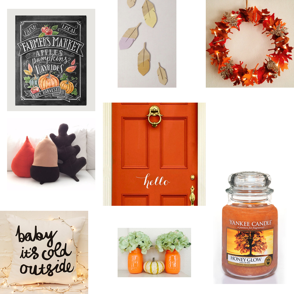 Autumn Decor 1