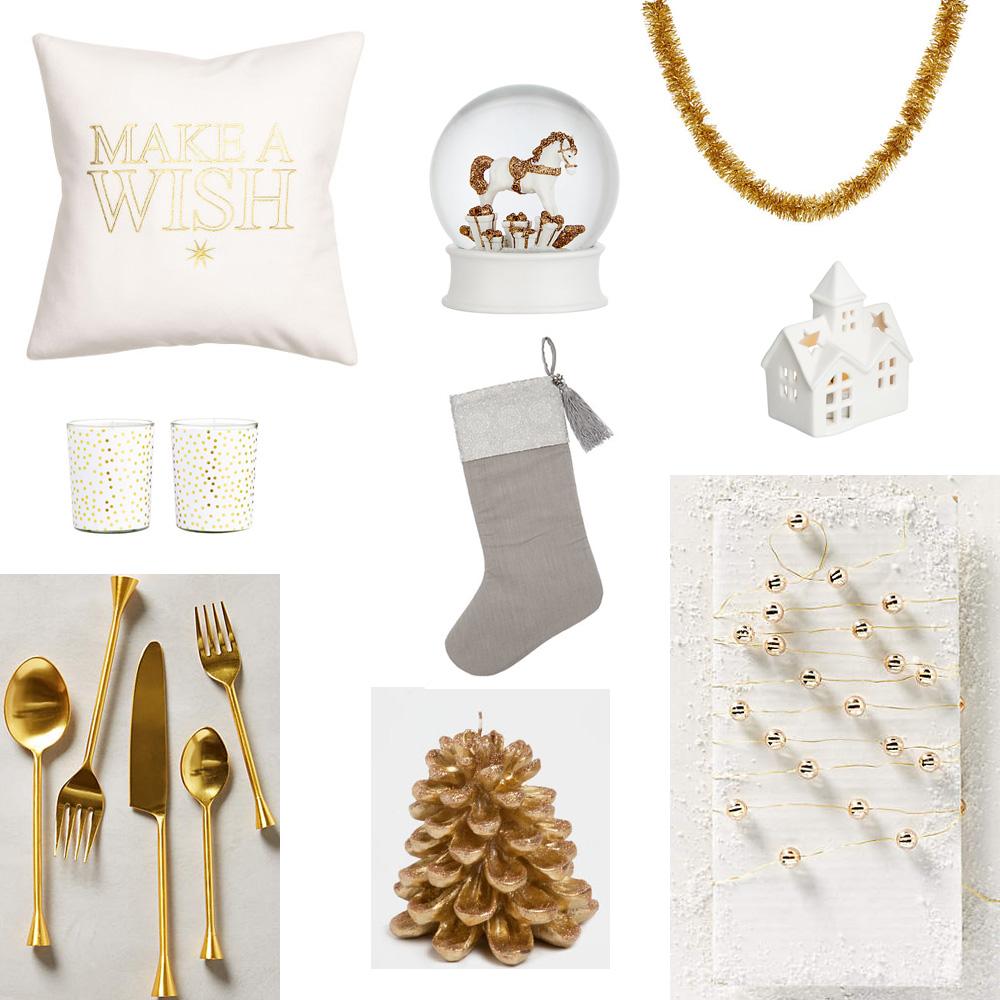 Gold Christmas 1