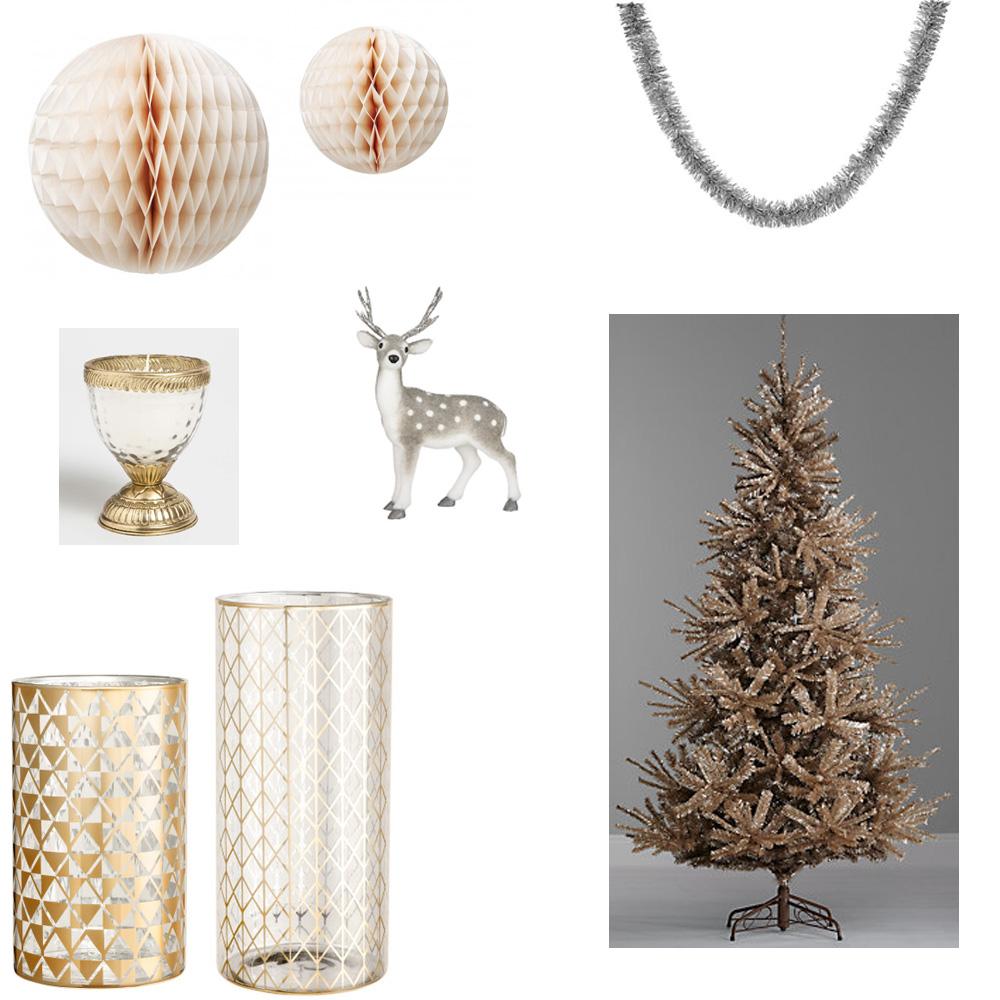 Gold Christmas 2