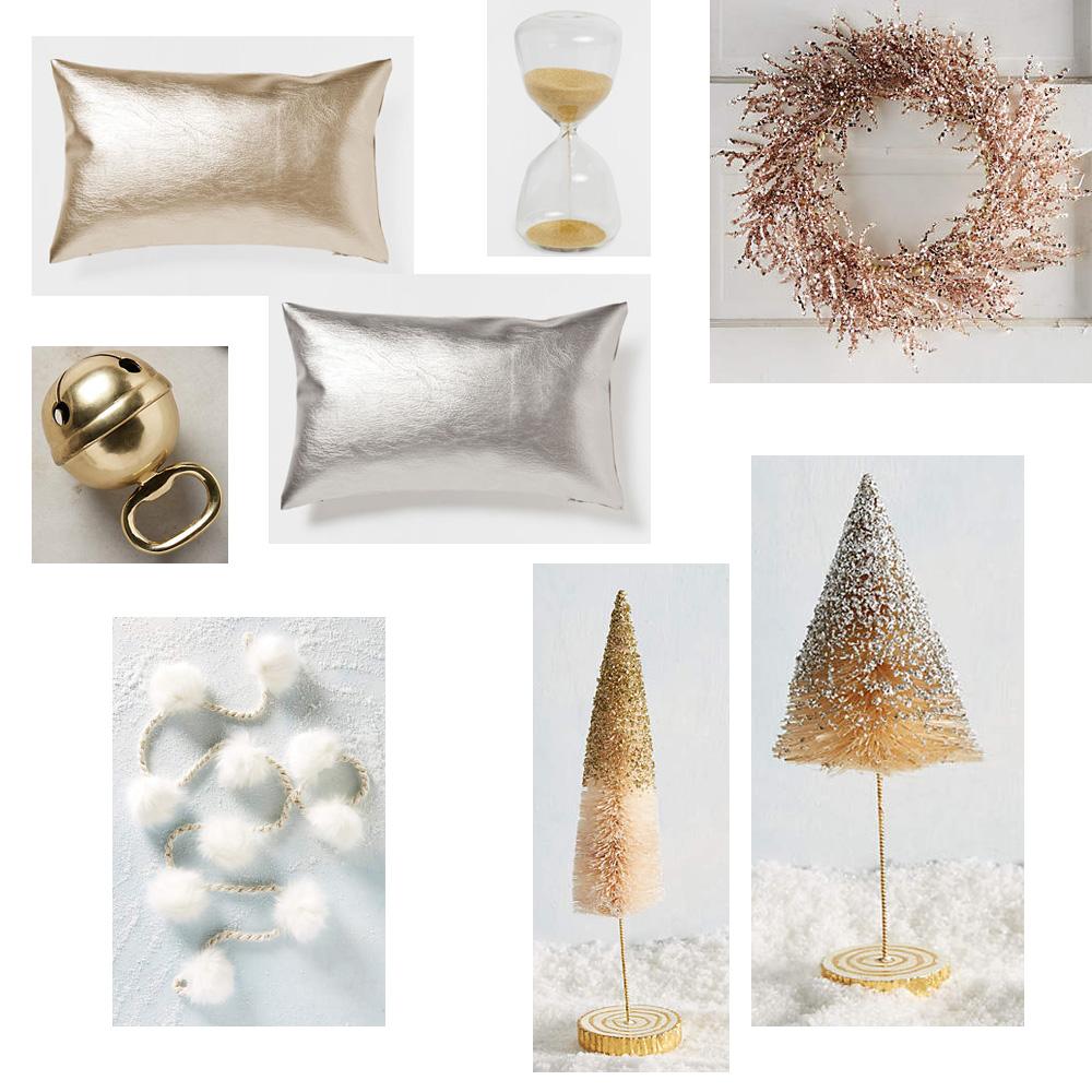Gold Christmas 3